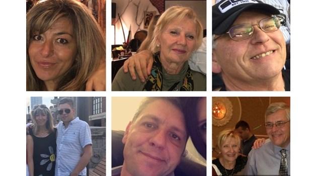 Вижте застреляните в Чикаго българи. Близките им събират пари, за да ги приберат в България