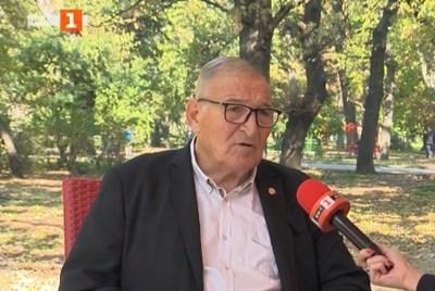 Димитър Пенев Кадър: БНТ