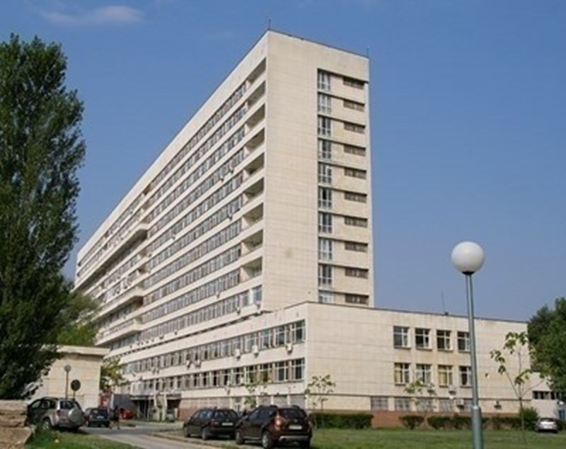 "УМБАЛ ""Св. Георги"" в Пловдив СНИМКА: Архив"