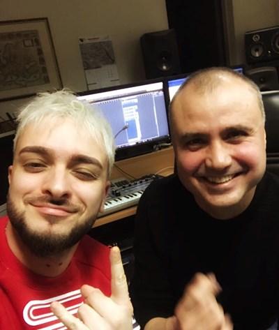 Криско с Евгени Димитров-Маестрото