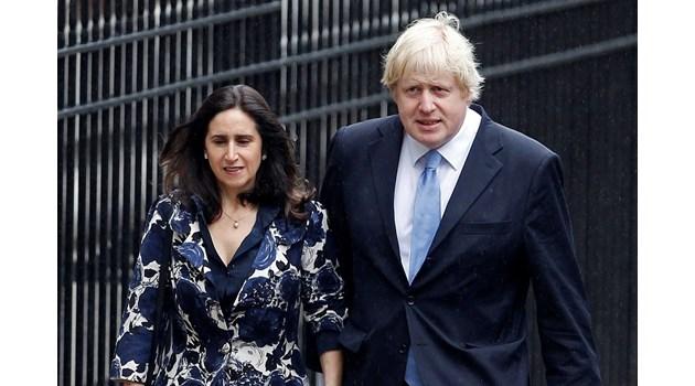 Любовни скандали спъват кариерата на Борис Джонсън - 2 провалени брака, 4 официални деца, 1 извънбрачно и подозрения за още 1