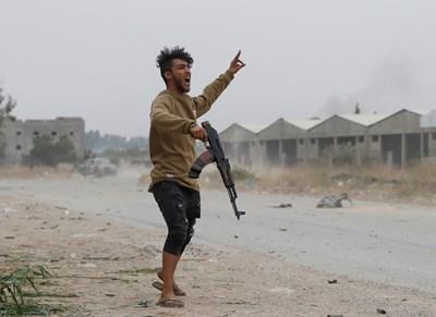Кадър от Либия Източник: Ройтерс