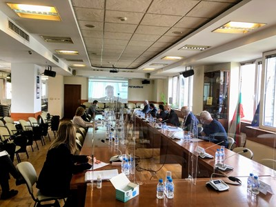 Открито онлайн заседание на КЕВР за цената на газа от 1 октомври.