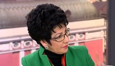 Мариана Кукушева СНИМКА: Нова телевизия