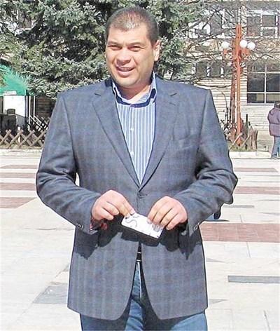 Депутатът от ДПС Димитър Аврамов се е отказал от имунитета си. Снимка: Архив