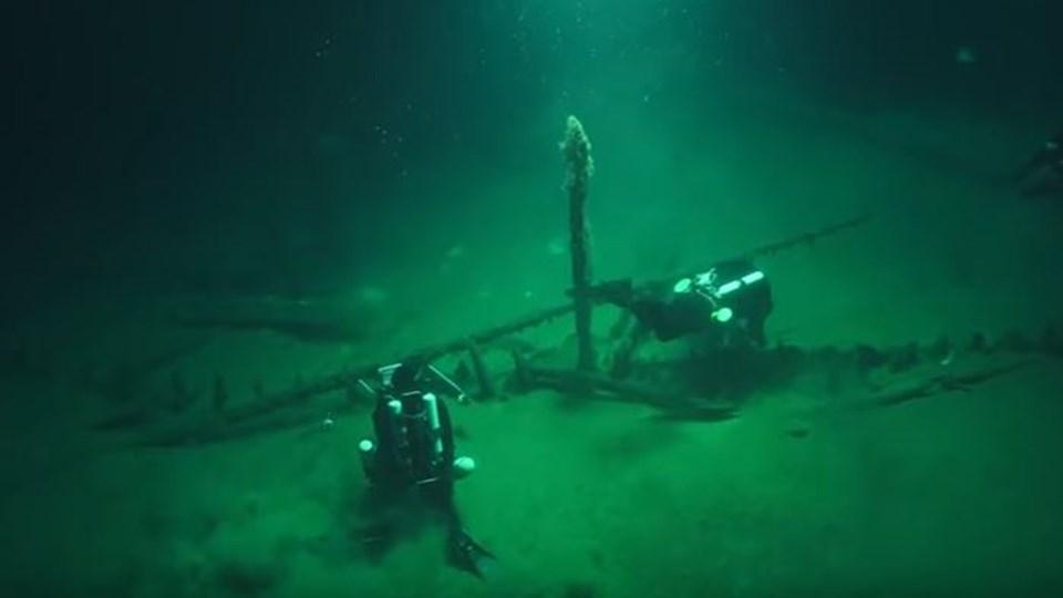 Най-старият кораб в света лежи на дъното на Черно море над 2400 г. Останал непокътнат заради липсата на кислород