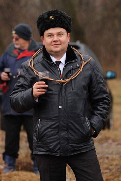 Пламен Чернев е потомствен винар, завършил е технология на виното и пивото. СНИМКА: Личен архив