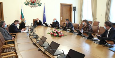 На работно съвещание на правителството в понеделник е обсъдена нова мярка за подпомагане на бизнеса.