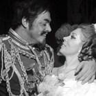 Николай Гяуров и Мирела Френи често играеха на една сцена.