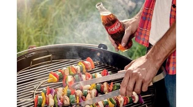 Coca-Cola Chill & Grill