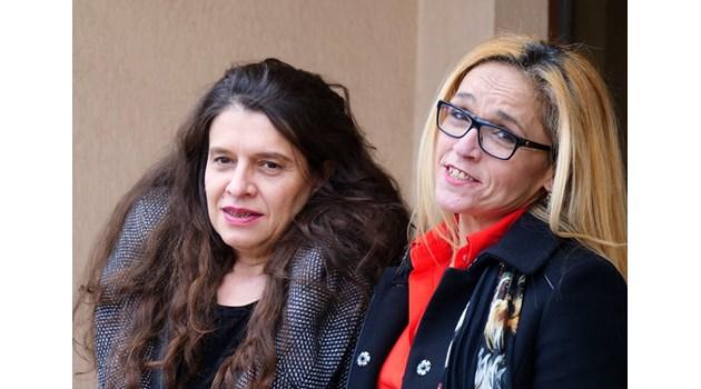 """Иванчева е искала 187 хил. евро за себе си, не за """"Младост"""", върнаха я в затвора. """"Господ да убие вас и децата ви"""", крещяха феновете ѝ към съдии и прокурори"""
