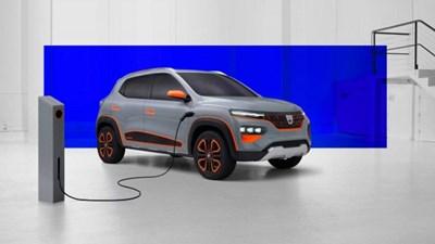 """Dacia представи """"най-достъпната"""" електрическа кола!"""