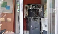 Младежи взривили банкомат с надуваем делфин, видели номера по телевизията (Обзор)