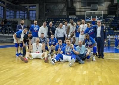 """Наскоро """"Левски Лукойл"""" спечели Балканската лига и продължава да бъде основен фаворит за титлата у нас."""