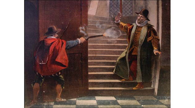 С йезуитския орден Катерина и Мария Медичи планират най-кървавите убийства