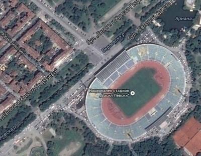 Променят движението в София заради мач на националния стадион