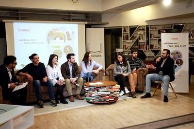 Все по-креативни и активни млади хора се включват в програмата.   СНИМКА: Снимки: Велислав Николов