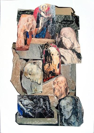 Картините, които маестро Русев е искал да види върху гранит.