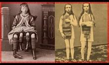 Уникални снимки на циркови артисти