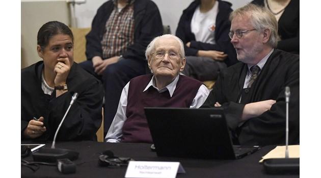 Лов на 90-годишни нацисти в Германия