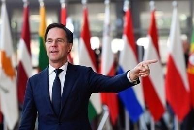 Премиерът на Нидерландия Марк Рюте СНИМКА: Ройтерс