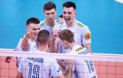Соколов шампион на Русия по волейбол, Пламен Константинов е трети