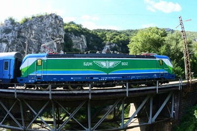 Скъпият ток увеличи разходите на БДЖ за возене на пътниците.