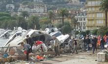 9 трупа в наводнена къща от потопа в Сицилия