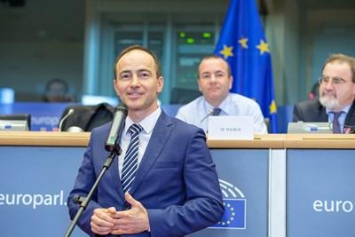 АНДРЕЙ КОВАЧЕВ, лидер на групата на ГЕРБ/ЕНП в Европейския парламент