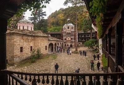 Троянският манастир СНИМКА: Министерството на културата