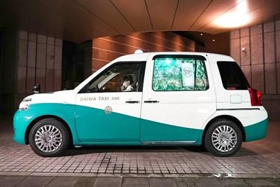 В Япония се появи такси, в което може да се спи и да не се пътува
