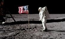 САЩ прецакват Бъз Олдрин да стъпи първи на Луната, бил неуправляем