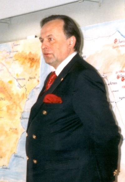 Историкът Олег Соколов Снимка: Уикипедия