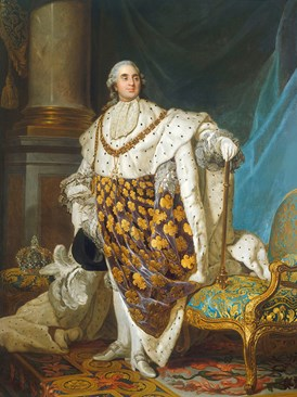 Крал Луи XVI