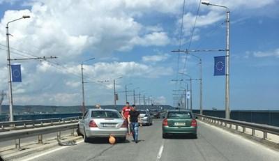 "Снимка: Живко Желязков. Фейсбук група ""Виждам те КАТ-Варна"""