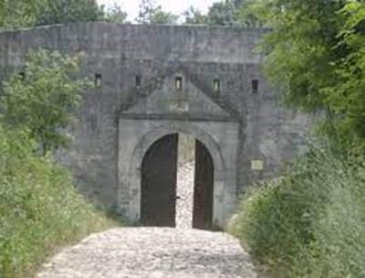 Крепостта Меджидитабия край Силистра