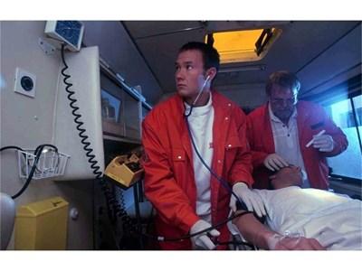 В жегите рискът от инсулт и инфаркт се повишава, особено при пациенти с високо кръвно или други рискови фактори. СНИМКА: АОК