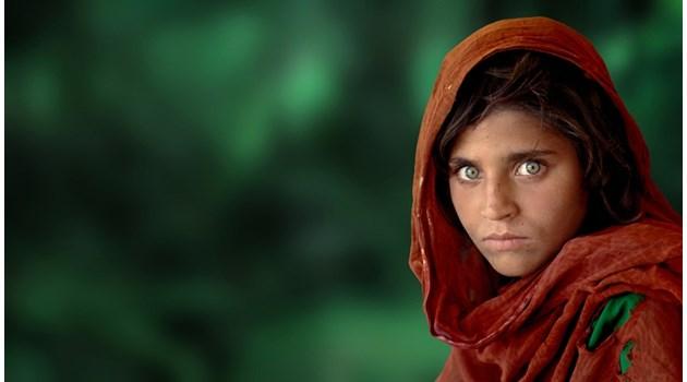 Афганската Мона Лиза арестувана за подправена лична карта