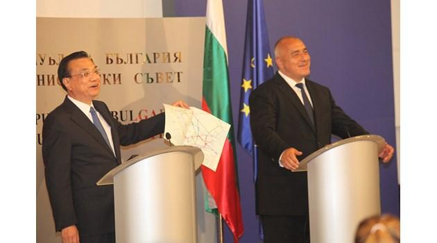 """Китай вкарва 1,5 млрд. евро в България, има интерес към две магистрали и """"Белене"""" (Обзор)"""