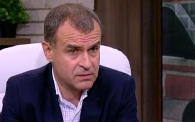 Йордан Иванов, баща на детето, оставено от линейка само на улицата в Русе Кадър: Би Ти Ви