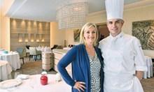 Ден преди да се самоубие, Беноа Виолие посвещава десерт на жена си Брижит