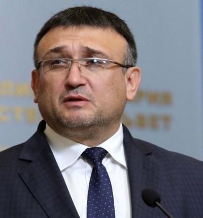 Министър Младен Маринов Снимка: МВР