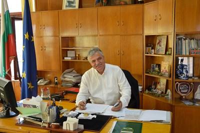 Владимир Москов, кмет на община Гоце Делчев.