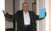 Проф. Божидар Димитров: Някой да дари 200 хиляди да се издаде романът на български в Македония