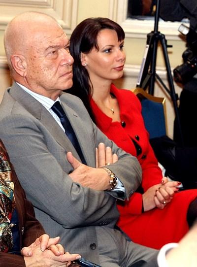 Иванета и Петър Манджукови