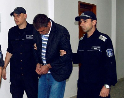 Кирил Христов в съда. Снимка:Елена Фотева