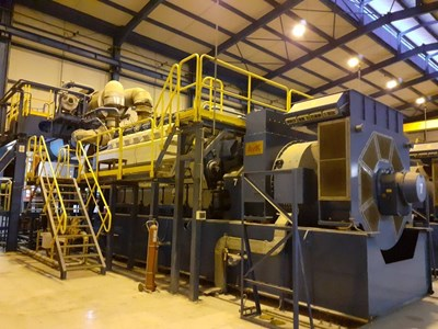 """В """"Топлофикация Перник"""" вече е монтирано оборудване за .използване априроден газ като заместител на въглрищата.  Инвестицията за чист въздух в Перник е за 10 млн. евро."""