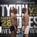 Майк Тайсън под 100 килограма преди боя с Рой Джоунс