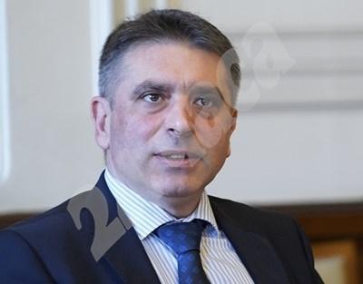 Бившият правосъден министър Данаил Кирилов СНИМКИ: Архив