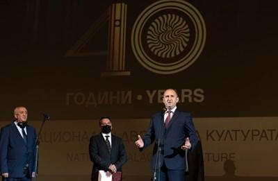 Румен Радев СНИМКА: Прессекретариат на държавния глава